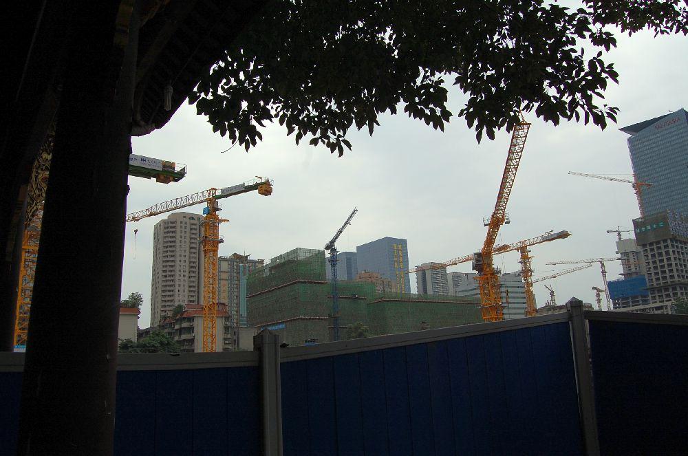 Da Ci Tempel Chengdu 09