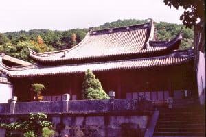 Baguo Tempel