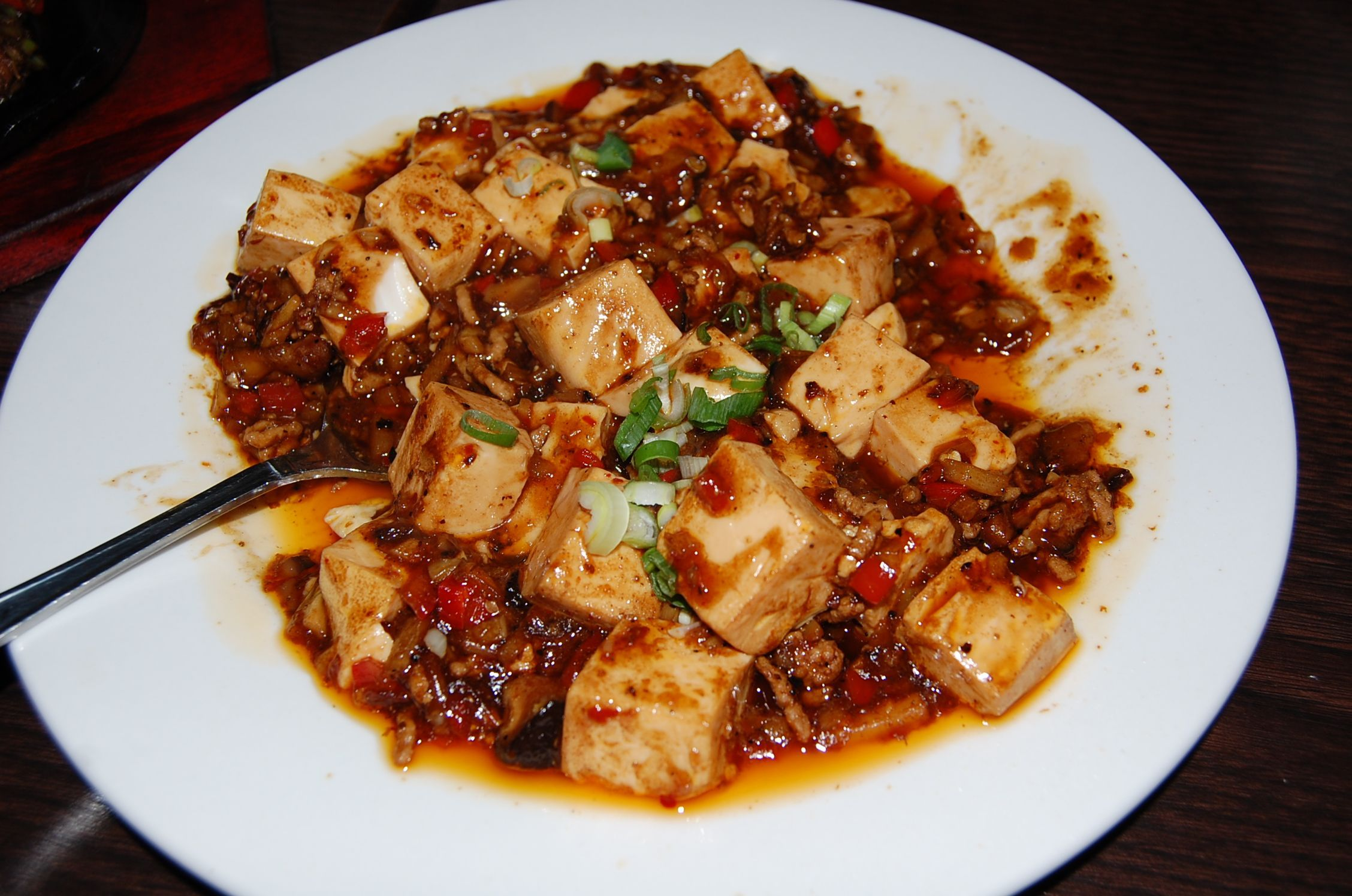 ... dofu mapo tofu recipe mapo tofu good food what is mabo mapo tofu
