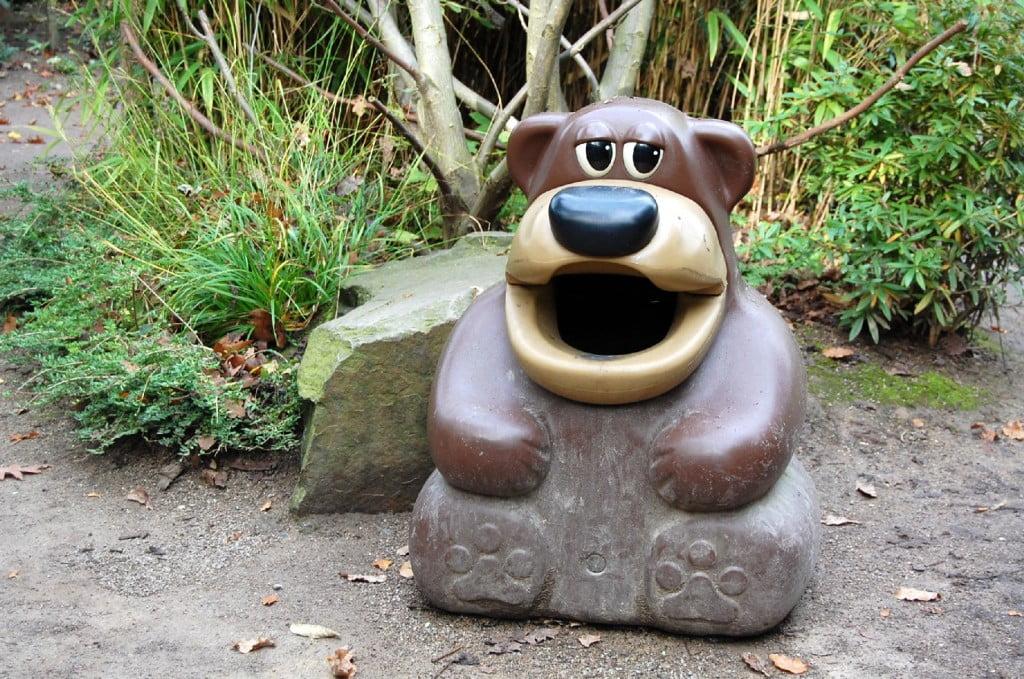 Im Zoo von Duisburg
