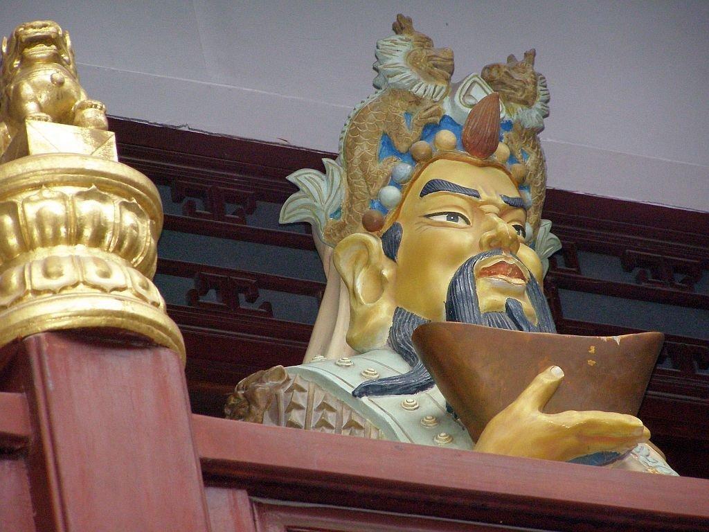 Shanghai Gott des Wohlstands