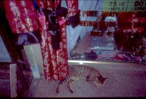 An der Khaosan Road 1991