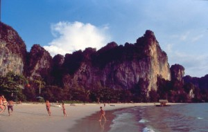 Krabi Raleigh Beach