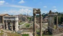 Forum Romanum - Foto: Wikipedia