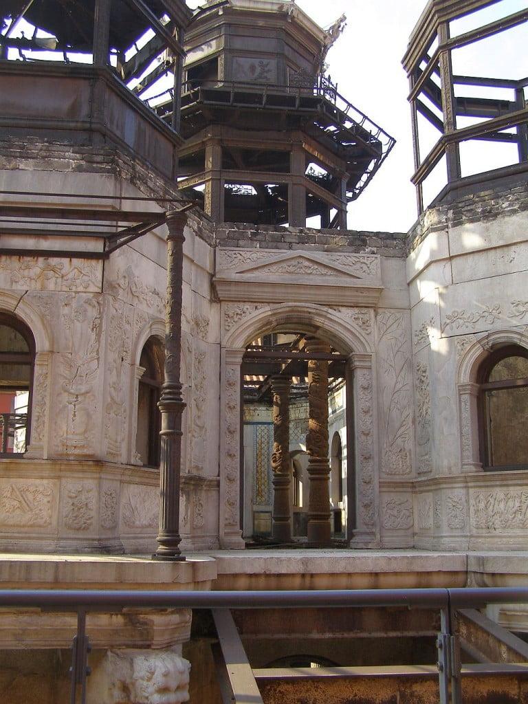 Der Kristall-Palast