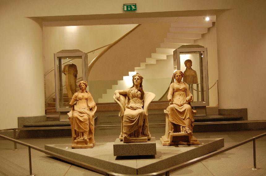 Diokletiansthermen 34