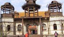 Verbotene Stadt: Kristallpalast