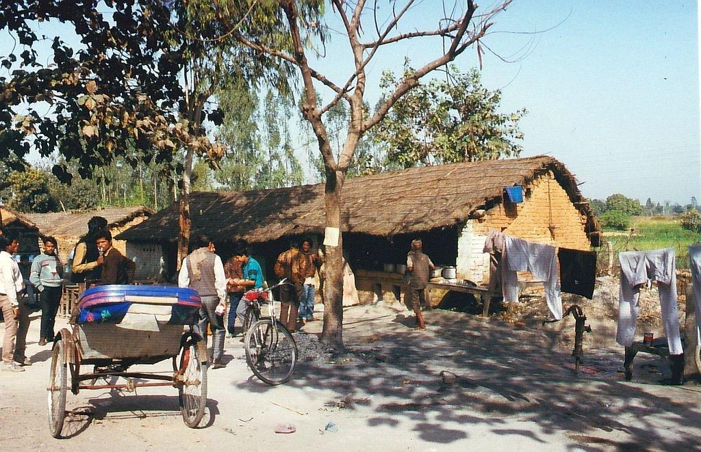 Unterwegs nach Kathmandu