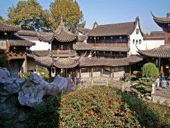 Hangzhou, Residenz des Hu Xueyan (c) Christina Goosmann