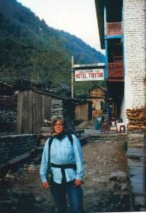 Alleine unterwegs im Himalaya