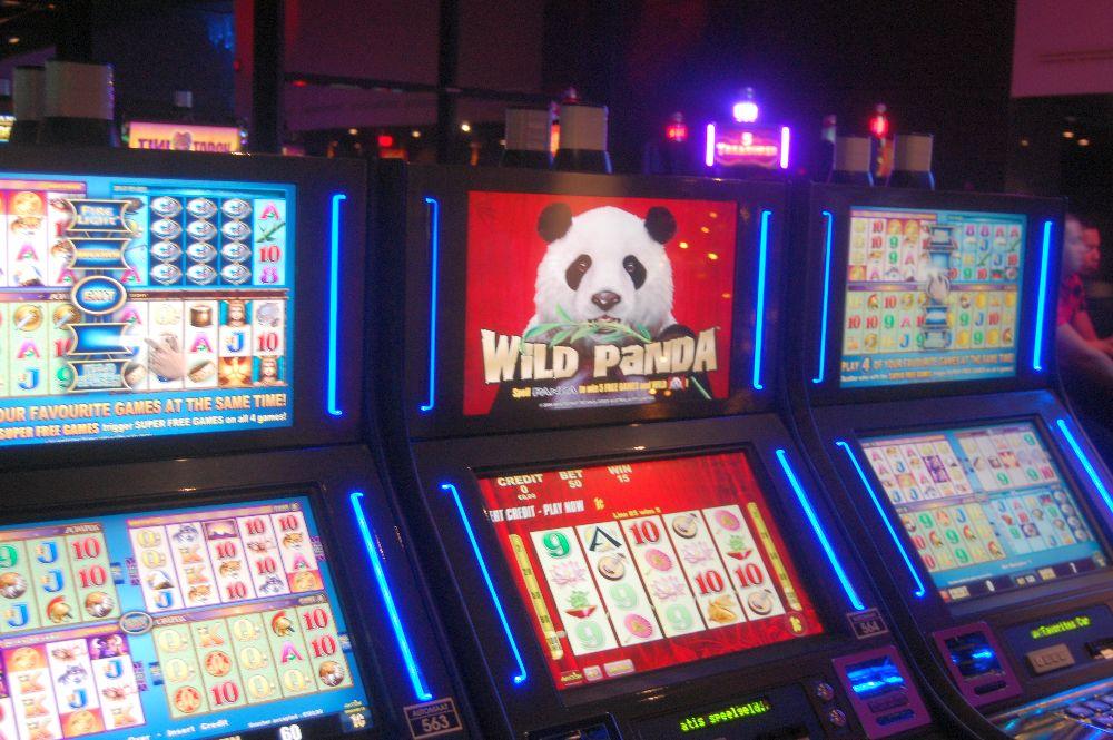 Auch im spielcasino kann man auf den Sympathieträger Panda nicht verzichten