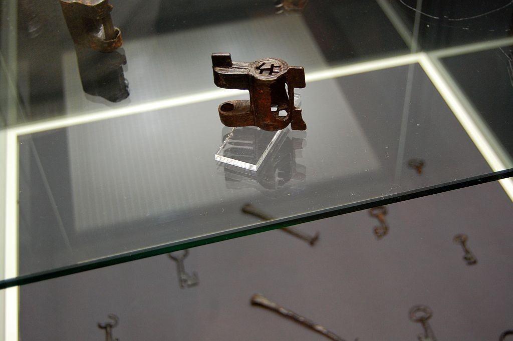 Schloss und Schlüssel