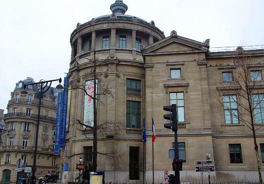 Musee Guimet von außen