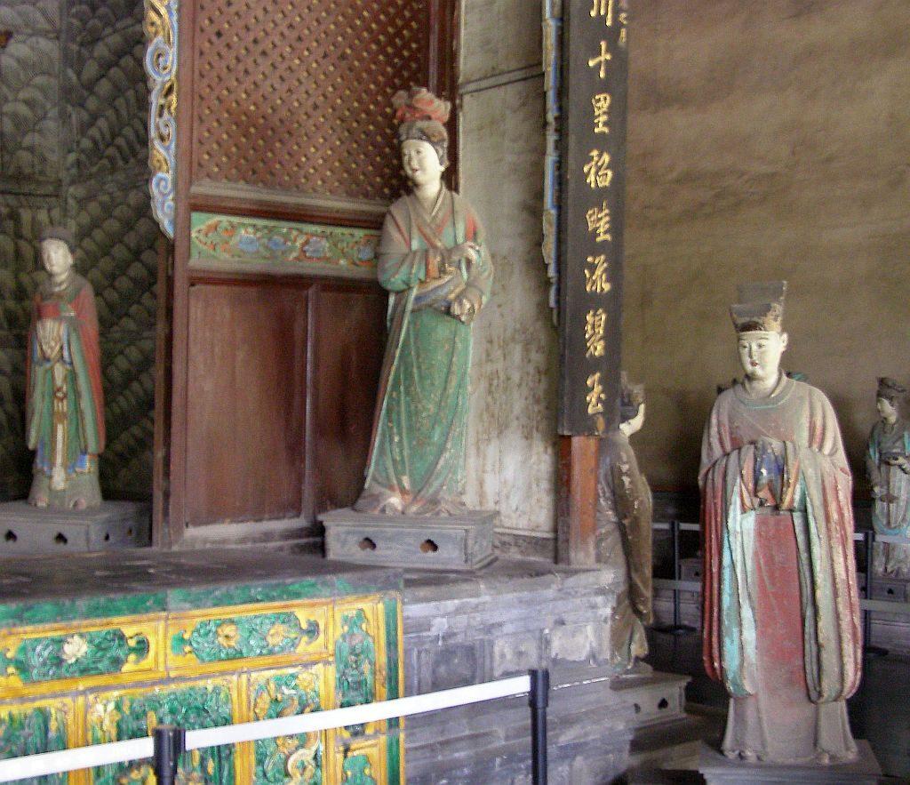 Halle der Heiligen Mutter