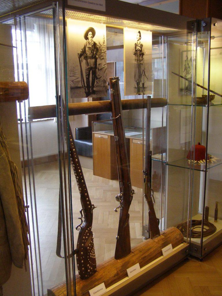 Die Gewehre von Winnetou und Kara ben Nemsi