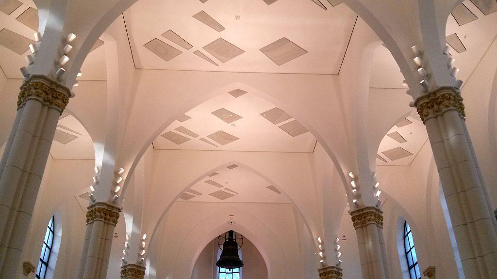 Bochum Musik Forum Decker der Kirche
