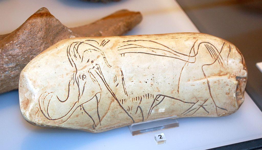 Kunst der Mammutjäger