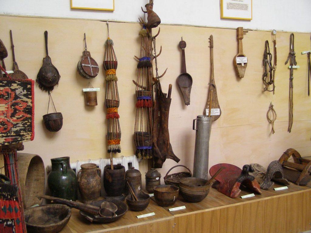 Museum : Kurbanjan Dotka