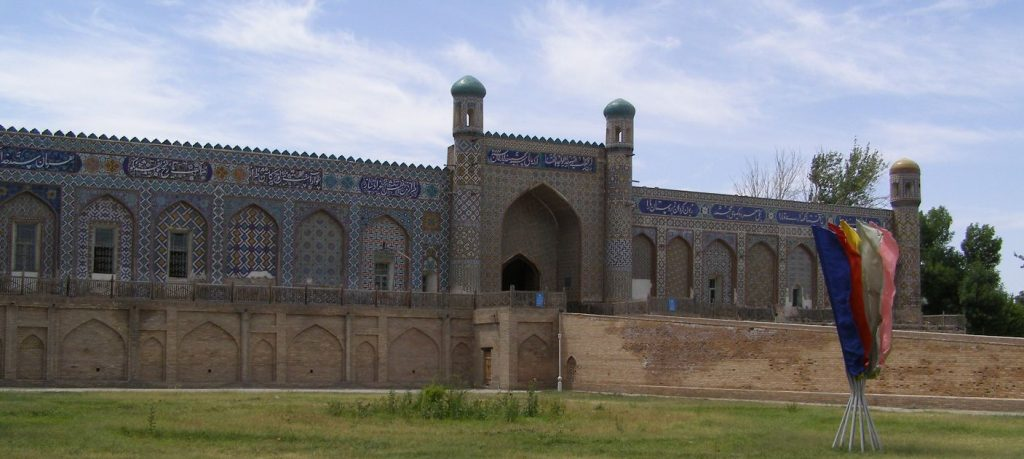 Kokand in Usbekistan: Palast des Khans