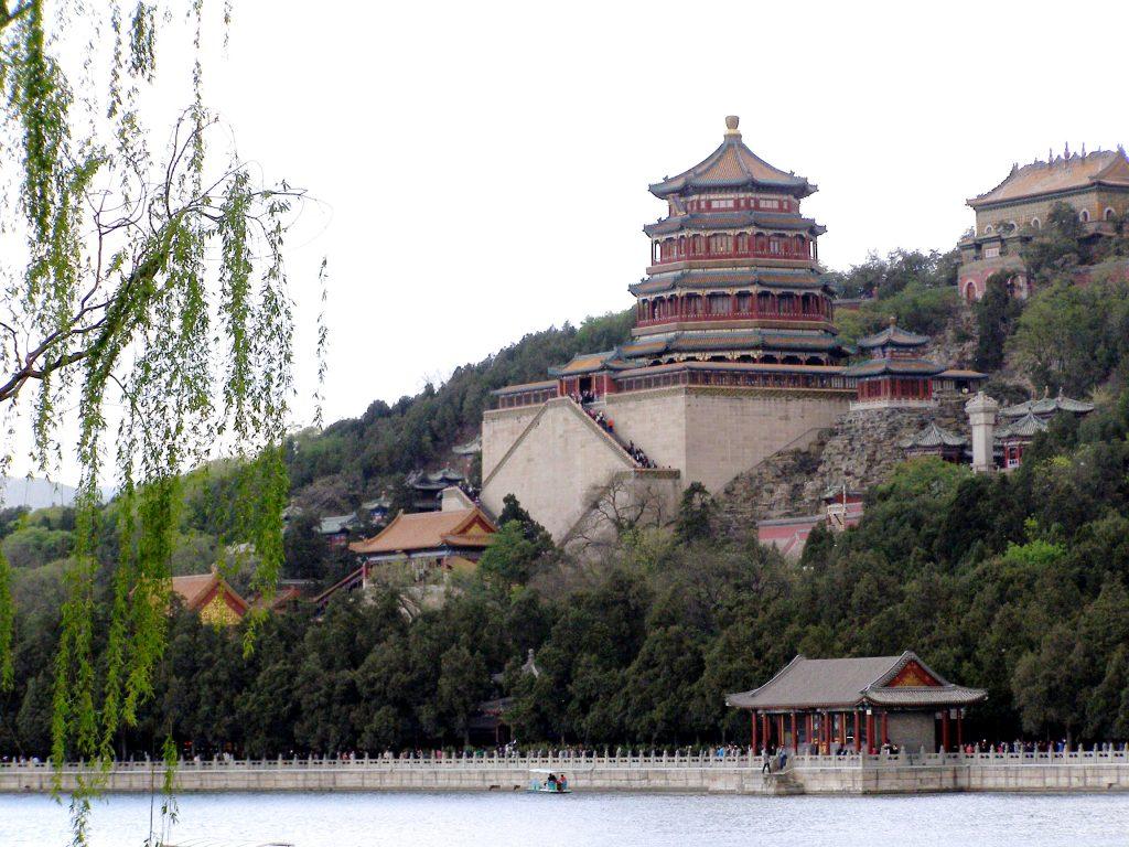 Sommerpalast Peking