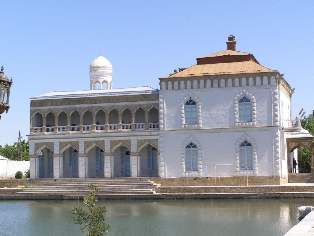 Buchara Sommerpalast des Emirs