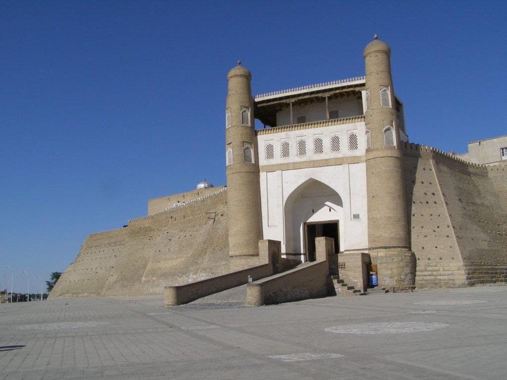 Buchara Ark - Festung