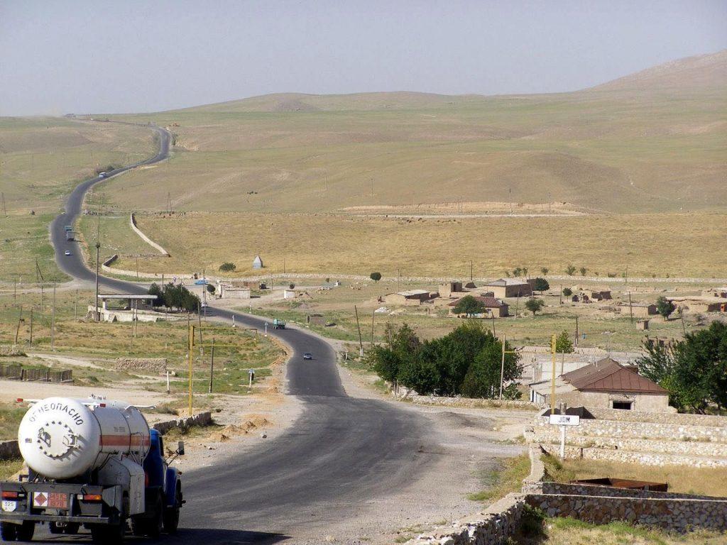 Usbekistan - Hungersteppe