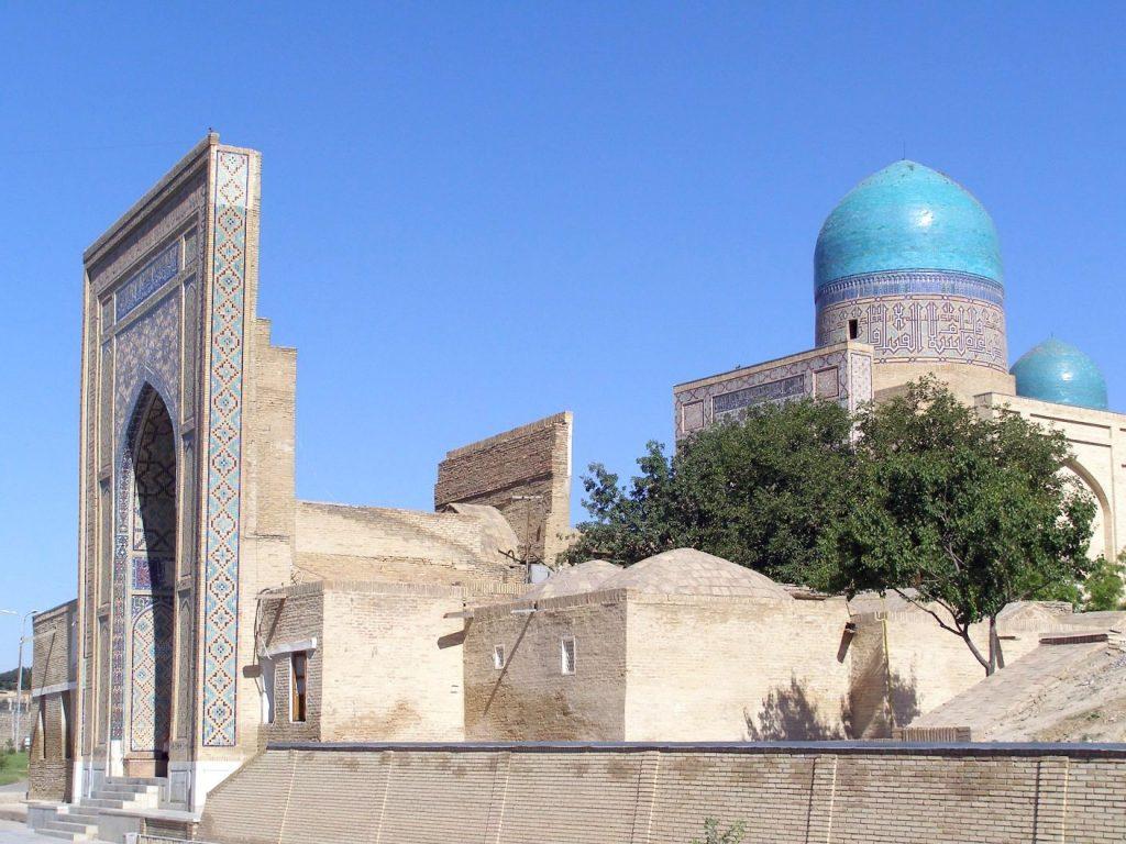 Samarkand Schah-e Sende
